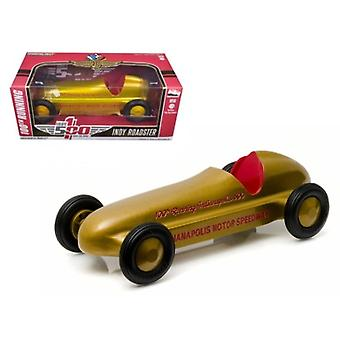Vintage Indy Roadster 100e Course de l'Indianapolis 500 Special Gold Edition 'Hobby Exclusive' 1/24 Diecast Model Car par Greenlight