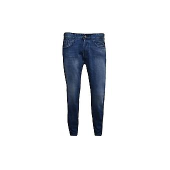Replay Men's Comfort Fit Blue Newbill Jeans