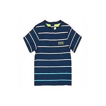 Hugo Boss jongens Hugo Boss zuigelingen Teal T-Shirt