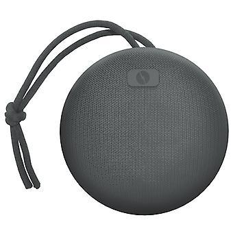 Champion Przenośne wodoodporne głośniki Bluetooth Grey