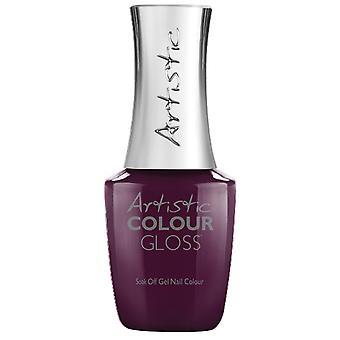 Artistic Colour Gloss Gel Nail Polish Collection - Fierce (03021) 15ml