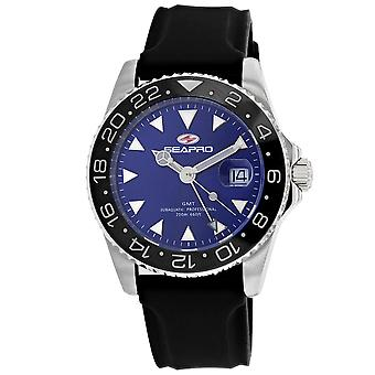 Montre Seapro Men-apos;s Blue Dial - SP0125B