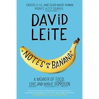 Notes on a Banana by Leite & David