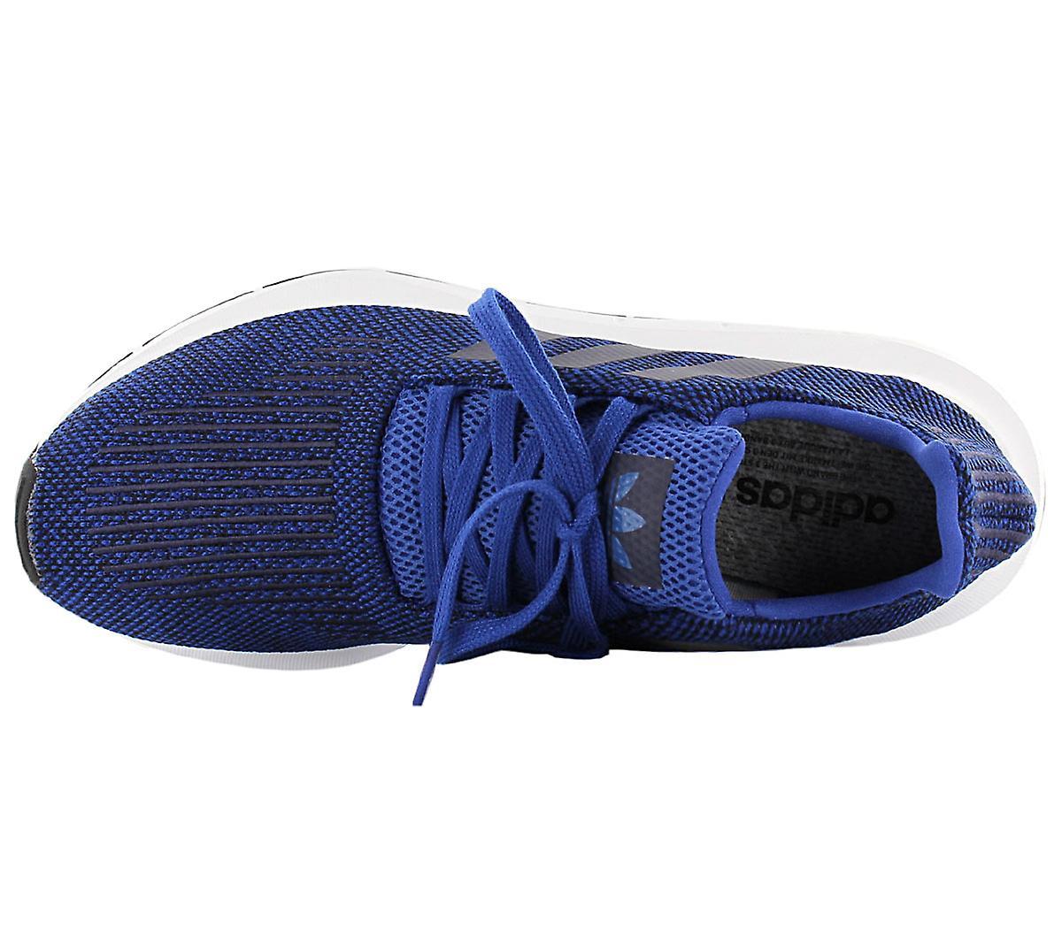adidas Originals Swift Run CG4118 - Chaussures Chaussures Pour hommes Blue Sneakers Chaussures de sport
