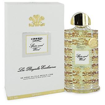 Spice and Wood by Creed Eau De Parfum Spray (Unisex) 2.5 oz / 75 ml (Women)
