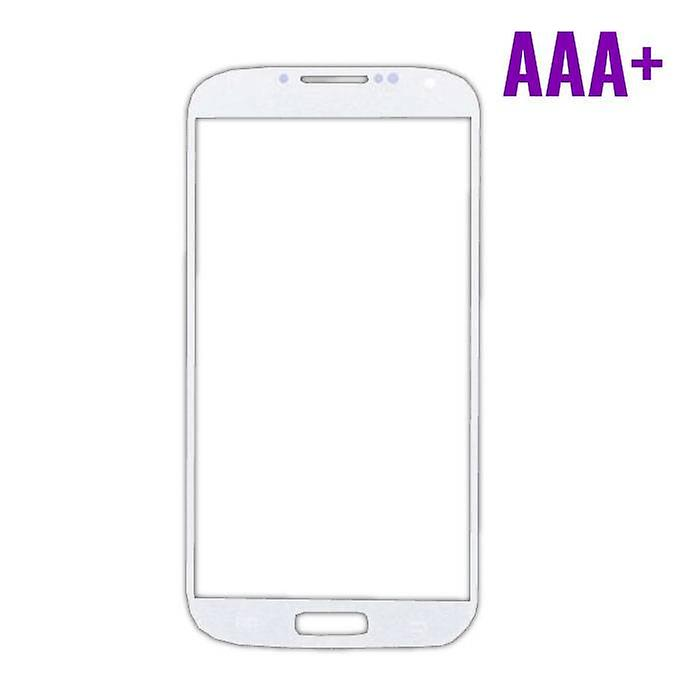 Stuff Certified® Samsung Galaxy S4 i9500 AAA + Quality Front Glass - White