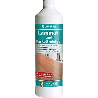 HOTREGA® laminate and parquet cleaner, 1 litre bottle