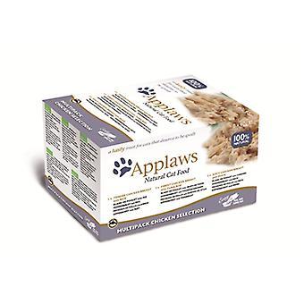 Applaws Cat Tasty Multi Chicken (Cats , Cat Food , Wet Food)
