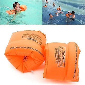 Inflatable Swim Rollup Armbands Floatation Sleeveswater Wings Swimming Rings Floats Tube Armlets Tamaño 0 15 - 30 Kg