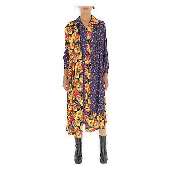 Robe acrylique multicolore Pour Junya Watanabe Jd00130511