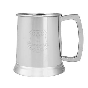 Everton FC Official Football Gift Boxed Stainless Steel Tankard