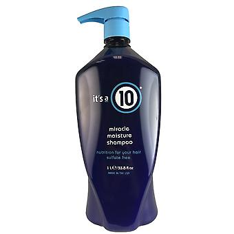 It's a 10 miracle moisture hair shampoo 33.8 oz