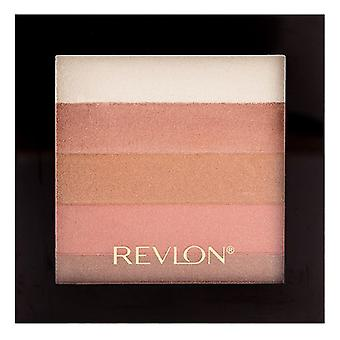 Blush fremhævnings palet Revlon (7,5 g)