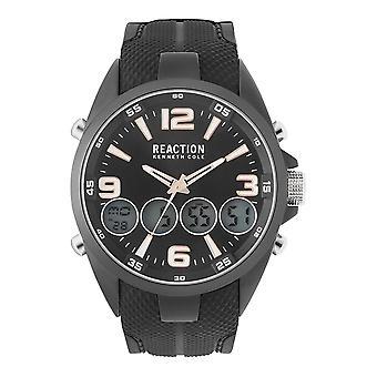 Kenneth Cole Réaction RK50276007 Chronographe de montre pour hommes