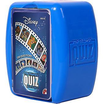 Top Trumps Quiz Game - Disney