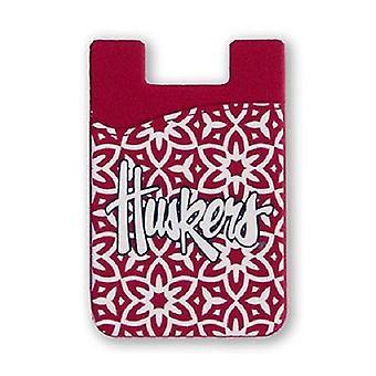 ネブラスカコーンハスカーズNCAAファッション携帯電話財布