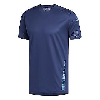 Adidas 25 7 Rise UP N Run Parley Tee FL6812 runing all year men t-shirt