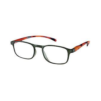 Reading glasses Le-0192F Belle havanna green strength +2.50