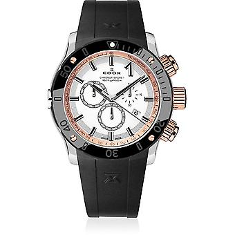 Edox - Wristwatch - Men - CO-1 - Chronograph - 10221 357R BINR