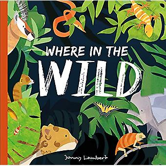 Where in the Wild door Poppy Bishop - 9781848699564 Boek
