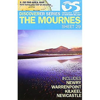 The Mournes - 9781905306978 Book