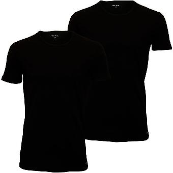 Paul Smith, Black t-shirts PS 2-Pack