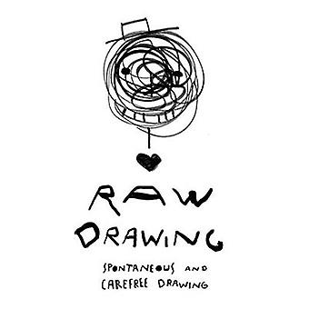 Raw Drawing - spontaneous and carefree drawing by Alessandro Bonaccors