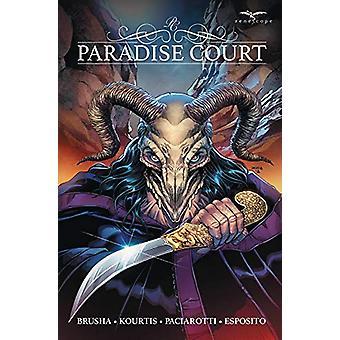Paradise Court by Joe Brusha - 9781942275879 Book