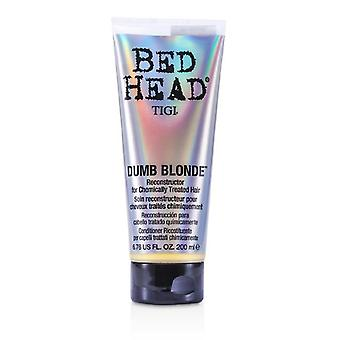 Bed Head Dumb Blonde Reconstructor (for Chemically Treated Hair) - 200ml/6.76oz