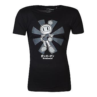 Virallinen Bomberman Bomb Miesten&s T-paita