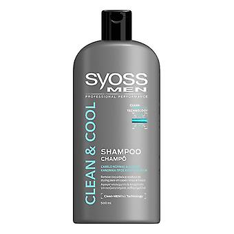 Shampoo Men Syoss (500 ml)