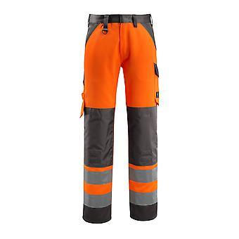 Mascot maitland hi-vis trousers 15979-948 - safe light, mens -  (colours 1 of 2)