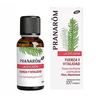 Essential oil Strength And Vitality Pranarôm (30 ml)