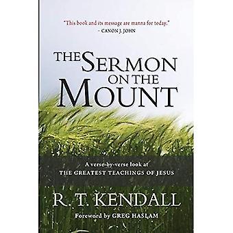 Kazanie na górze: werset po wersecie spojrzenie na najważniejszych nauk Jezusa