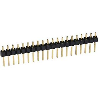 econ connect Pin strip (standard) No. of rows: 1 Pins per row: 10 SLSN10GOB 1 pc(s)