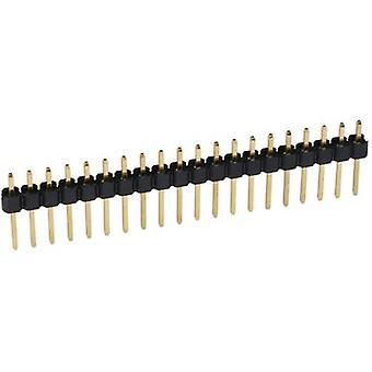 econ connect Pin strip (standaard) Nee. van rijen: 1 pins per rij: 10 SLSN10GOB 1 pc(s)