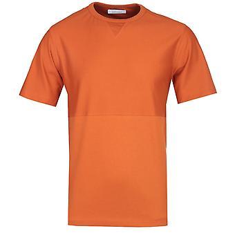 Samsoe & Samsoe Orange Eskild T-Shirt