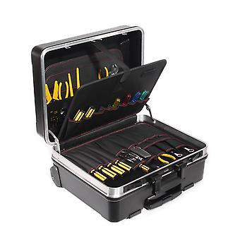 Components Werkzeugkoffer Limited Edition Pockets 2 Rollen, Schwarz
