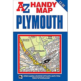 Plymouth Handy Map - 9781782573265 Book