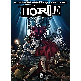 Horde by Marguerite Bennett - 9781949028072 Book