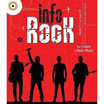 Info Rock - The History of Rock Music by  -Ernesto Assante - 978885441