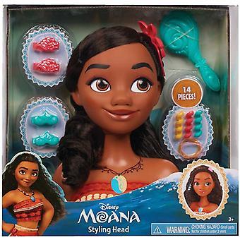 Disney Vaiana/Moana Styling Head Doll Doll