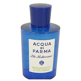 Blu Mediterraneo Bergamotto Di Calabria Eau De Toilette Spray (Tester) przez Acqua Di Parma 5 uncji Eau De Parfum Spray