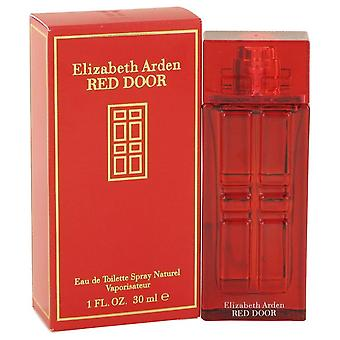 Red Door Eau De Toilette Spray By Elizabeth Arden 1 oz Eau De Toilette Spray