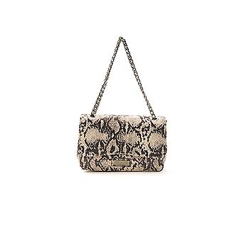 Pumpi Donatella Women grey shoulder bag