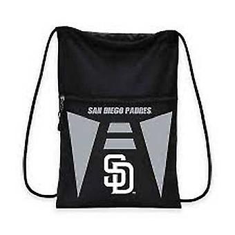 San Diego Padres MLB Cinch Back Sack Drawstring Bag