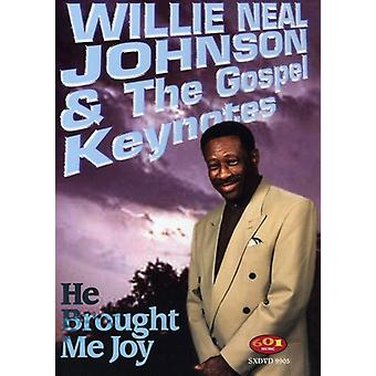 Johnson, Willie Neal - He Brought My Joy [DVD] USA import