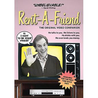 Found Footage Festival: Rent-a-Friend [DVD] USA import