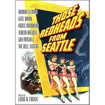 Those Redheads From Seattle (1953) [DVD] USA import