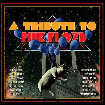 Tribute To Pink Floyd [CD] USA import